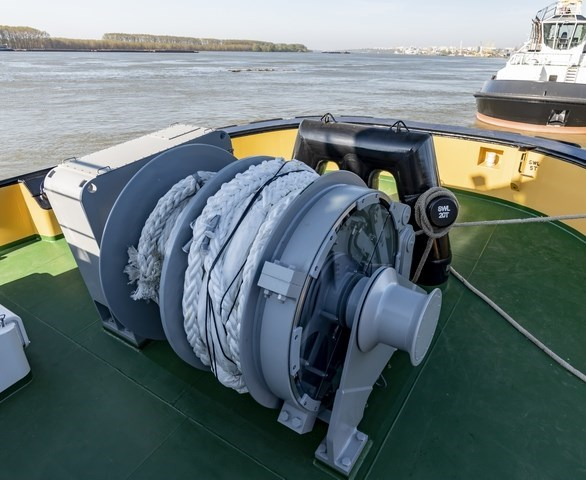 Damen Marine Components Winches