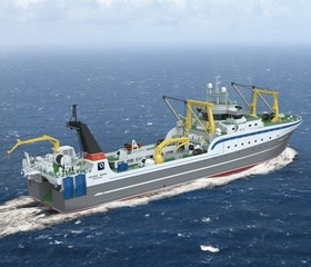 Damen Marine Components wins first order in Turkey