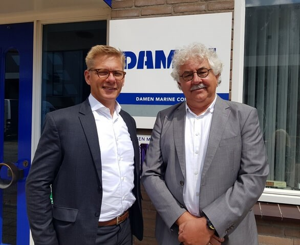 DMC acquired the assets of WK Hydraulics, a specialist maritime hydraulics systems manufacturer.