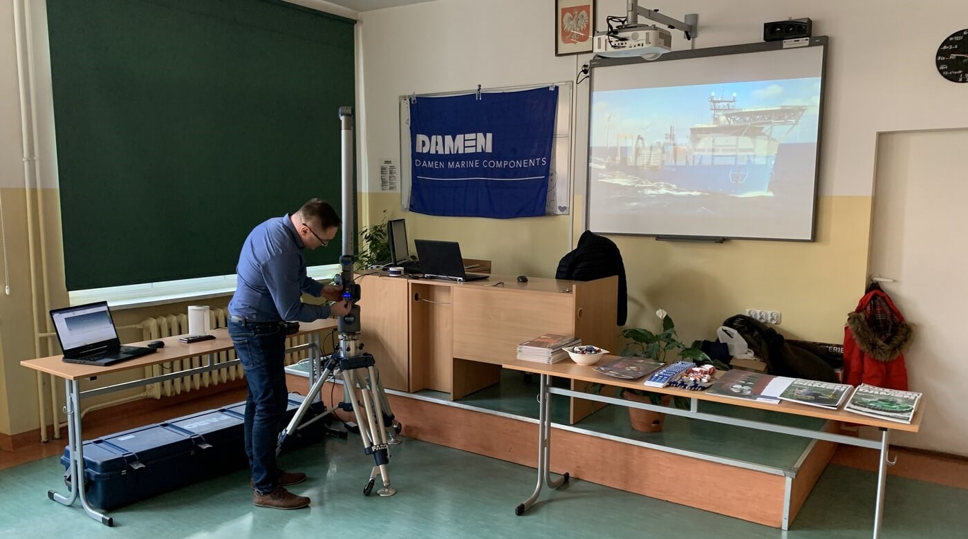 damen marine components gdansk in student event (3)