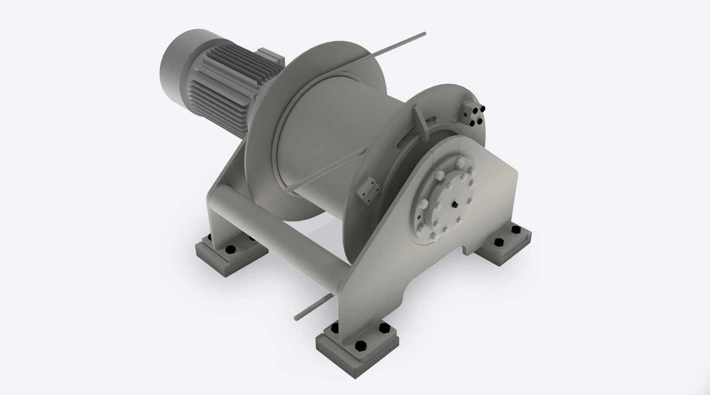 Electrical Tugger Winch