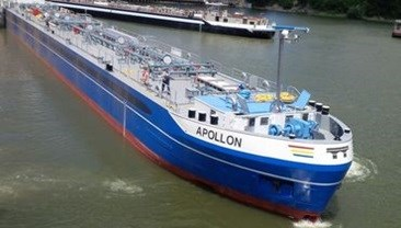 Vessel 'Apollon'